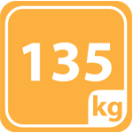 135kg